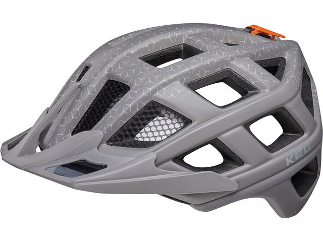 KED Crom - Casque de vélo - gris